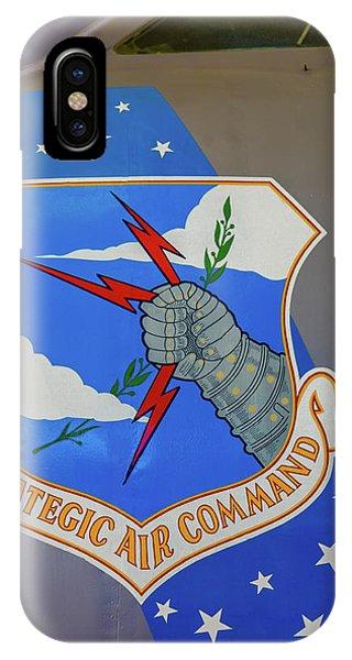 Strategic Air Command IPhone Case