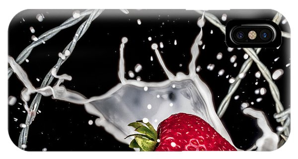 Strawberry Extreme Sports IPhone Case