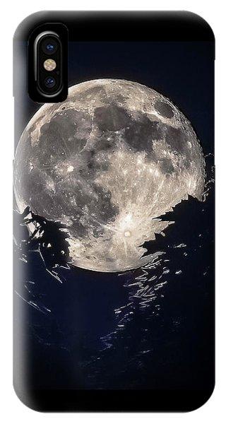 Strawberry Moon IPhone Case