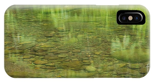 Stream Reflections IPhone Case