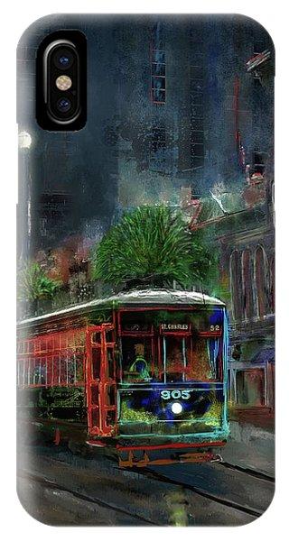Street Car 905 IPhone Case