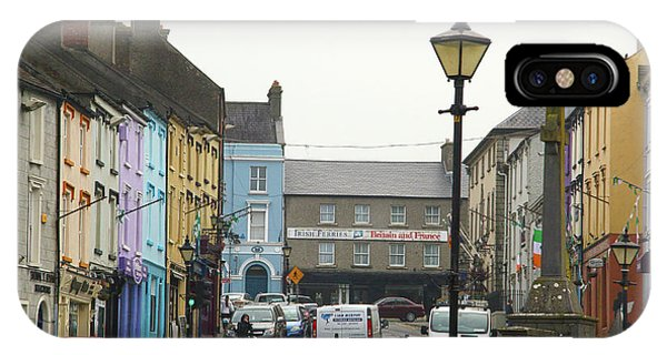 Streets Of Cahir IPhone Case