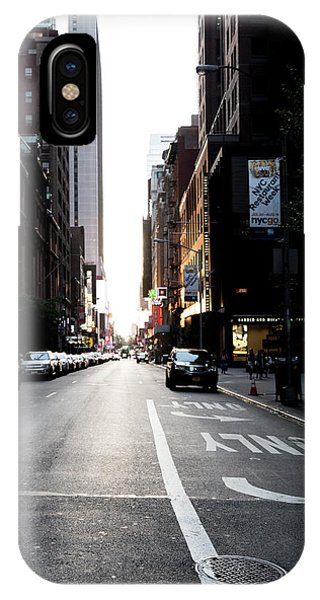Street Scene IPhone Case