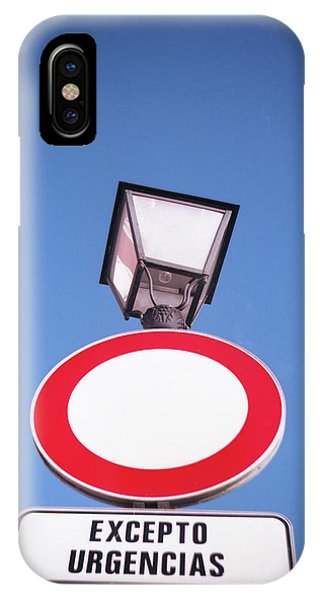 Street Sign IPhone Case