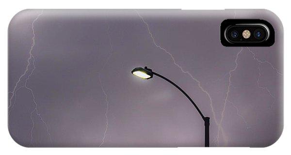 Streetlight IPhone Case