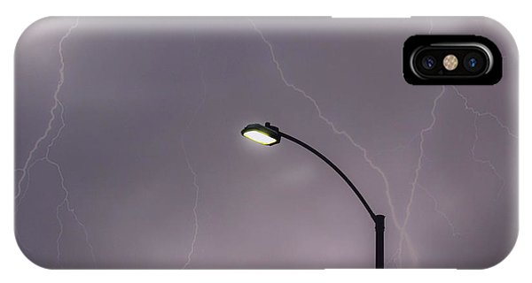 Streetlight IPhone Case