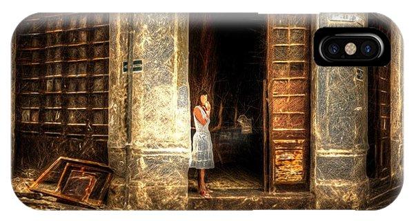 Streets Of Cuba IPhone Case