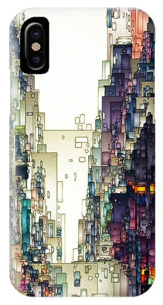 Streetscape 1 IPhone Case