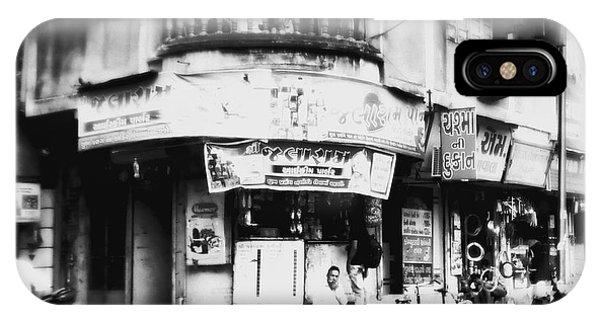 iPhone Case - Streetshots_surat by Priyanka Dave