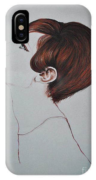Barbra Streisand IPhone Case