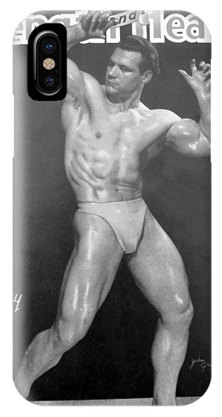 iPhone Case - Strength And Health Jan 1945 by David Lee Thompson