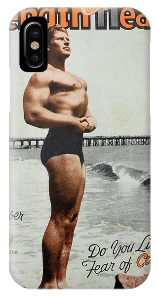 iPhone Case - Strength And Health Mag Sept 1946 by David Lee Thompson