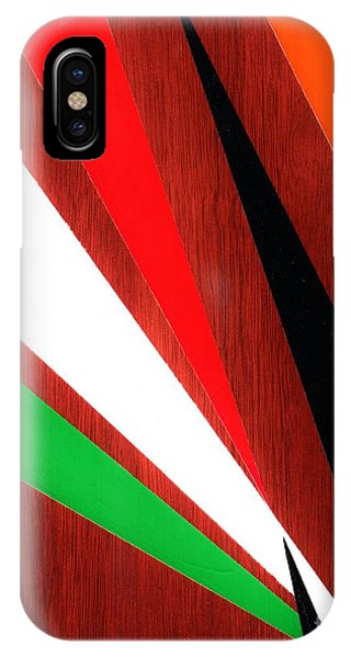 Stress Fractures  IPhone Case
