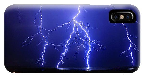Strike Four IPhone Case