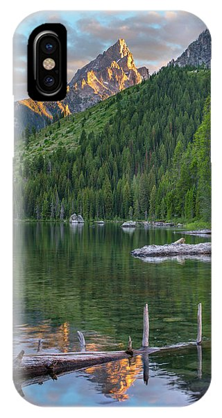 String Lake IPhone Case