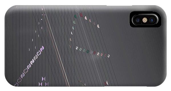 Strung Art IPhone Case