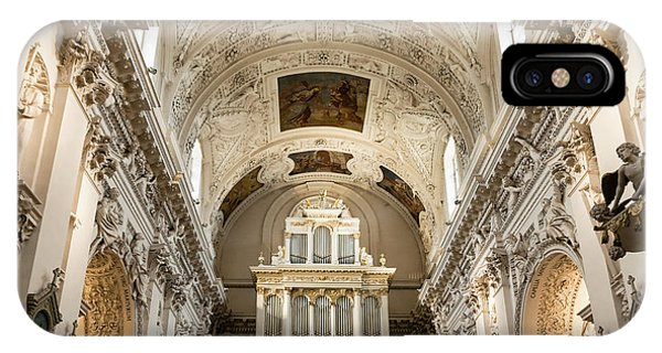 iPhone Case - Sts Peter And Paul Church Interior by Steven Richman