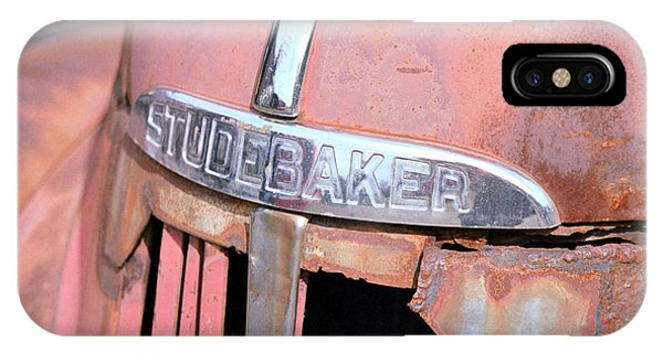 Studebaker IPhone Case