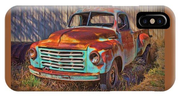 Studebaker - Pickup Truck IPhone Case