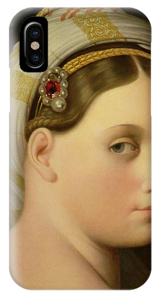 Study For An Odalisque IPhone Case