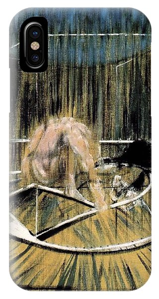 Study For Crouching Nude IPhone Case