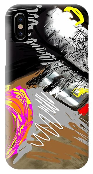 Study Jolicouer IPhone Case