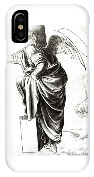 Study Of An Angel  IPhone Case