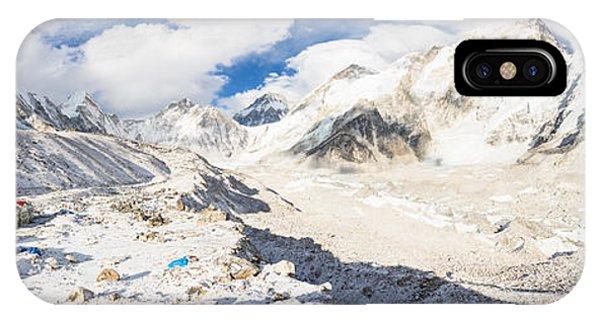 Stunning Nepal - Ebc IPhone Case
