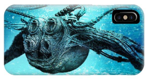 Submarine IPhone Case