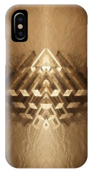 Subtle Geometrix IPhone Case
