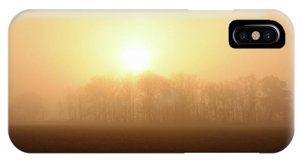 Subtle Sunrise IPhone Case