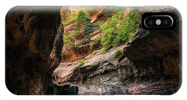 Subway Canyon IPhone Case
