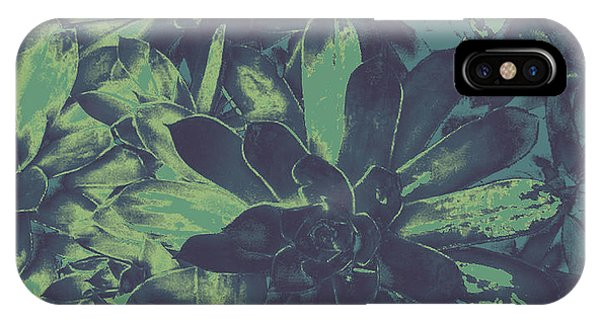 Succulents #2 IPhone Case