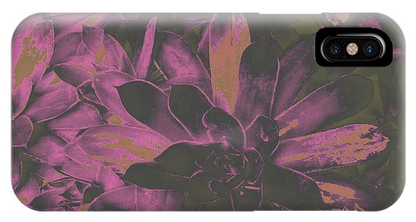 Succulents #3 IPhone Case