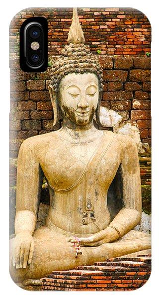 Sucuthai Buddha IPhone Case