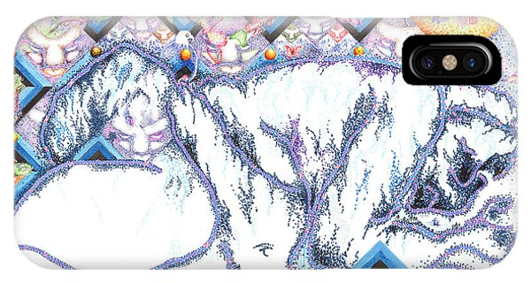 Suenos De Invierno Winter Dreams IPhone Case