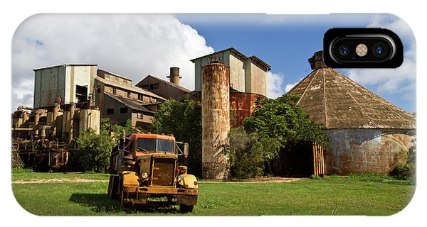 Sugar Mill And Truck IPhone Case