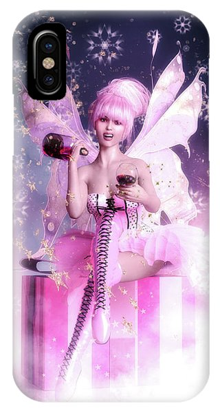 iPhone Case - Sugar Plum Fairy by Shanina Conway