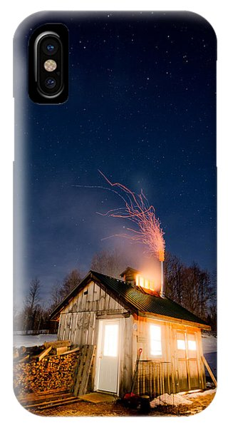 Sugaring Time IPhone Case