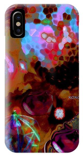 Sugarplums IPhone Case