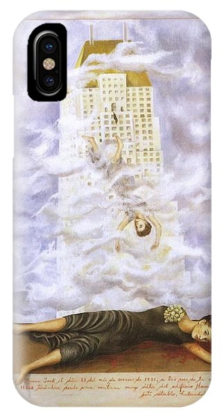 Suicide Of Dorothy Hale IPhone Case