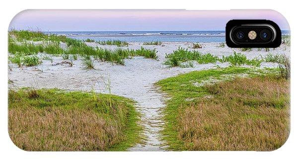 Sullivan's Island Natural Beauty IPhone Case