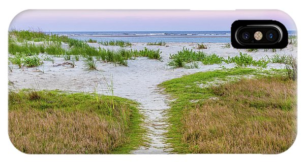 Sullivan's Island Natural Beauty IPhone Case