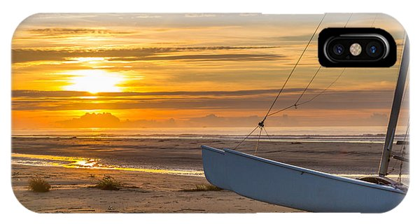 Sullivan's Island Sunrise IPhone Case