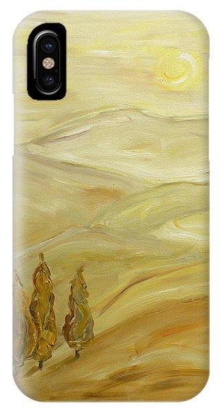 Sultry Day IPhone Case