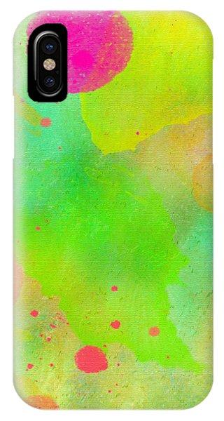 Summer 04 IPhone Case