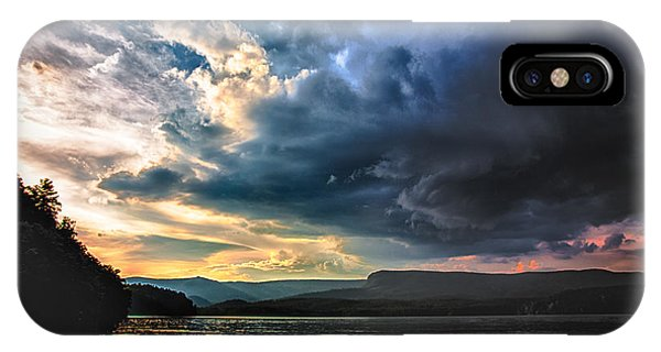 Summer At Lake James IPhone Case