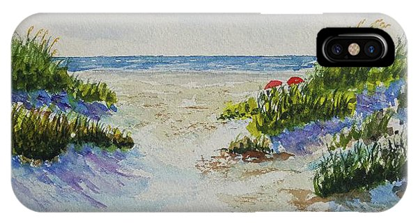 Summer Beach IPhone Case