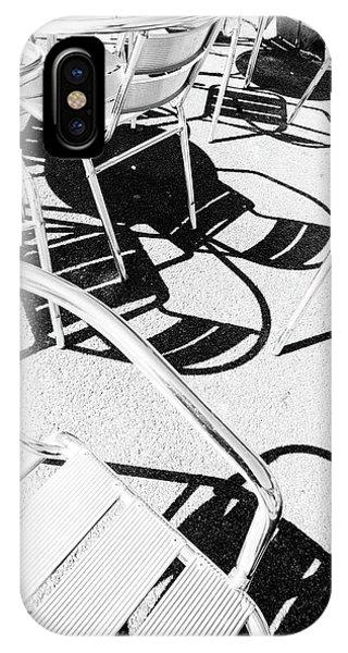 Summer Chair Pattern IPhone Case