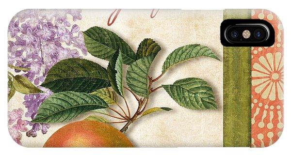 Grapefruit iPhone Case - Summer Citrus Grapefruit by Mindy Sommers